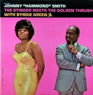 JOHNNY HAMMOND SMITH THE SINGER MEETS THE GOLDEN THRUSH Us盤