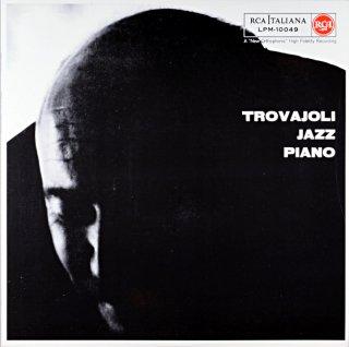 TROVAJOLI JAZZ PIANO Itarian盤