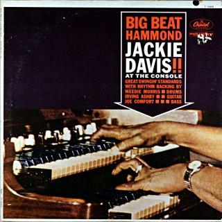 BIG BEAT HAMMOND JACKIE DAVIS !! Us盤