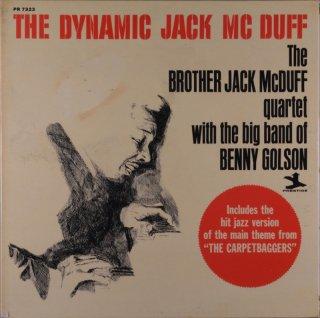 THE DYNAMIC JACK McDUFF Original盤