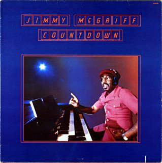 JIMMY MCGRIFF COUNTDOWN Us盤