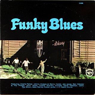 FUNKY BLUES CHARLIE PARKER Us盤