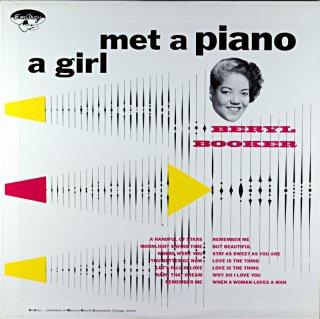 MET A PIANO A GIRL BERYL BOOKER