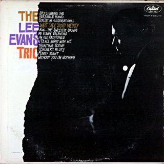 THE LEE EVANS TRIO Original盤