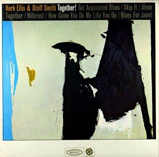 HERB ELLIS & STUFF SMITH TOGETHER! Us盤