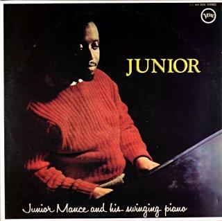 JUNIOR MANCE AND HIS SWINGIN PIANO