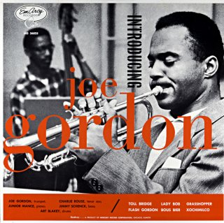 INTRODUCING JOE GORDON