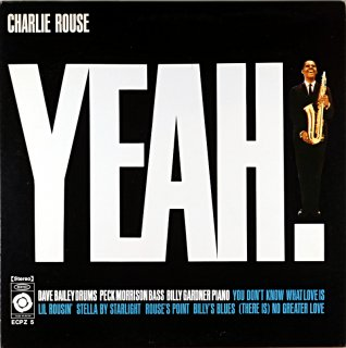YEAH! CHARLIE ROUSE