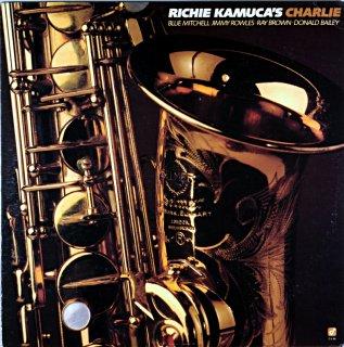 RICHIE KAMUCA'S CHARLIE Us盤