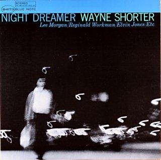 NIGHT DREAMER WANE SHORTER