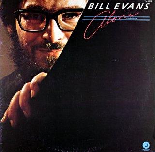 BILL EVANS ALONE AGAIN