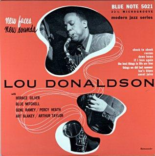 NEW FACES NEW SOUNDS LOU DONALDSON