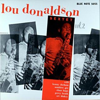 LOU DONALDSON SEXTET VOL.2