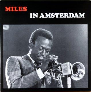 MILES IN AMSTERDAM MILES DAVIS Holland盤