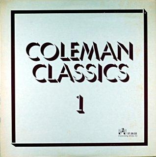 COLMAN CLASSICS VOL.1 ORNETTE COLEMAN Us盤