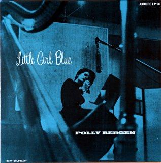LITTLE GIRL BLUE POLLY BERGEN (Fresh sound)盤