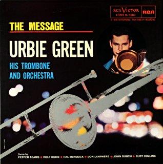 THE MESSAGE URBIE GREEN (Fresh sound)盤