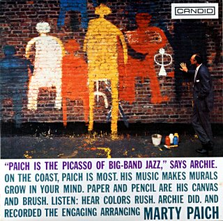 PATH IS PACASSO OF BIG-BAND JAZZ MARTY PAICH Us盤