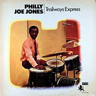 PHILLY JOE JONES TRAILWAYS EXPRESS Us盤