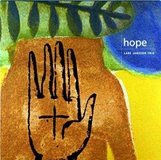 HOPE LARS JANSSON TRIO Swedish盤