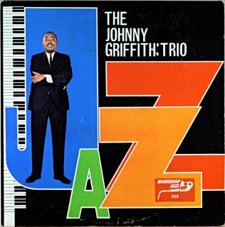 THE JOHNNY GRIFFITH TRIO Us盤