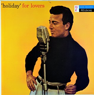 HOLIDAY FOR LOVERS JOHNNY HOLIDAY