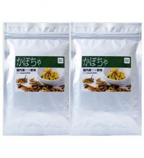 【北海道産】乾燥野菜かぼちゃ 50g入り 2袋セット|国産野菜100%の乾燥野菜|みのるオンライン