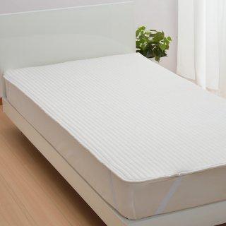 制菌加工 ベッドパッド〈西川のキレイなふとん〉