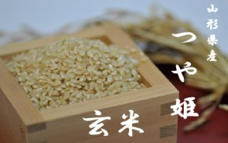令和2年山形県産つや姫       玄米10kg