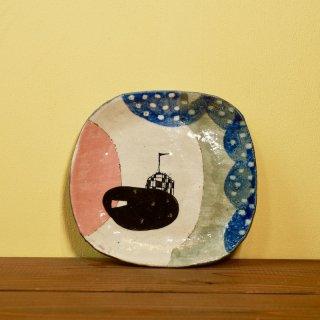 青木寿美子 皿