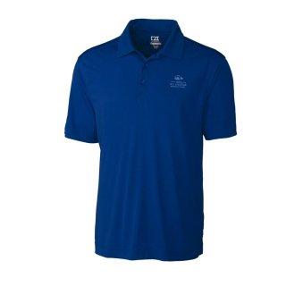 Men's 2020 USアマチュア Cutter & Buck Royal DryTec Northgate ポロシャツ