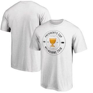 2019 プレジデンツカップ Fanatics Branded Coin T-シャツ - White