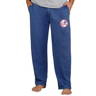 ニューヨーク・ヤンキース Concepts Sport Cooperstown Quest Lounge Pants - Navy