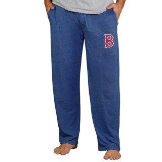 ボストン・レッドソックス Concepts Sport Cooperstown Quest Lounge Pants - Navy