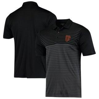 サンフランシスコ・ジャイアンツ Antigua Relay ポロシャツ - Black