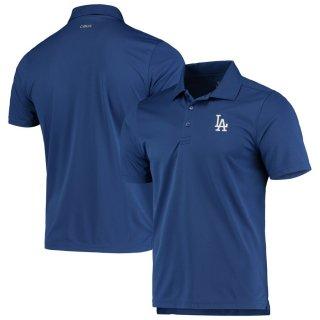 ロサンゼルス・ドジャース CBUK by Cutter & Buck DryTec Fairwood ポロシャツ - Royal