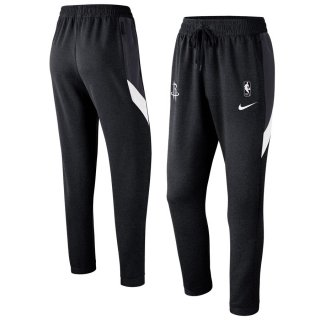 ヒューストン・ロケッツ Nike Authentic Showtime Therma Flex Performance Pants - Heathered Black