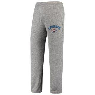オクラホマシティ・サンダー Concepts Sport Tri-Blend Layover Knit Pants - Heathered Gray