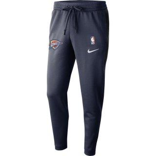 オクラホマシティ・サンダー Nike Showtime Therma Flex Performance Pants - Navy