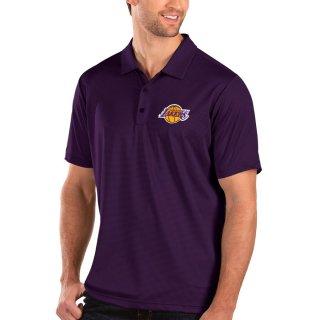 ロサンゼルス・レイカーズ Antigua Balance ポロシャツ - Purple
