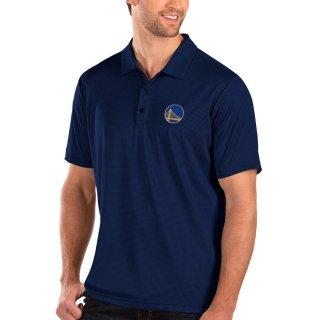 ゴールデンステート・ウォリアーズ Antigua Balance ポロシャツ - Royal