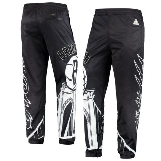 ブルックリン・ネッツ Pro Standard x Black Pyramid Sublimated Jogger Pants - Black