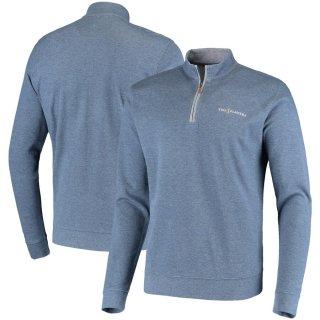 プレイヤーズ johnnie-O Sully Quarter-Zip Pullover ジャケット - Blue