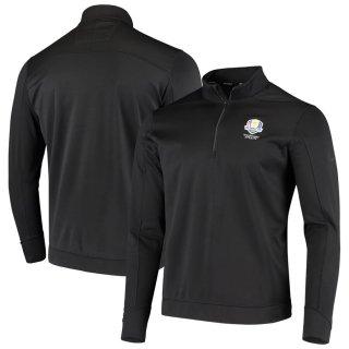 2020 ライダーカップ Nike Therma Repel Half-Zip Pullover ジャケット - Black