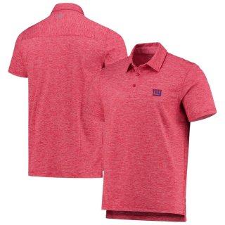 ニューヨーク・ジャイアンツ Vineyard Vines Destin Stripe Sankaty ポロシャツ - Red