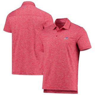 ニューヨーク・ジェッツ Vineyard Vines Destin Stripe Sankaty ポロシャツ - Red