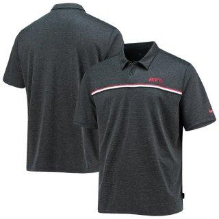アトランタ・ファルコンズ Nike Sideline Team Sideline Early Season Performance ポロシャツ - Black