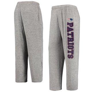 ニューイングランド・ペイトリオッツ Concepts Sport Reprise Tri-Blend Knit Pants - Heathered Gray