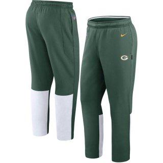 グリーンベイ・パッカーズ Nike Sideline Woven Performance Pants - Green/White