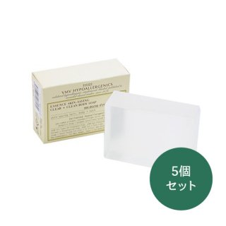 【OUTLET 50%OFF まとめ買い/5個セット】ESSENCE CLEAN BODY SOAP クリーンボディソープ